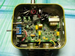 SM4LRA mini-transceiver, foto SA4AGT